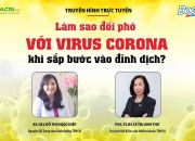 Live-streaming: How to prevent coronavirus when entering the epidemic peak?