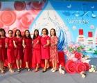 08 tháng 3 tràn đầy yêu thương cùng phái đẹp Việt Nam.